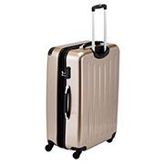 Дорожный чемодан Hauptstadtkoffer Alex металлик шампань