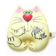 Антистрессовая игрушка Штучки Кот Мышкин молочный