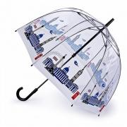 Женский зонт-трость Fulton The National Gallery Birdcage-2 L848 National Gallery Skyline Национальная Галерея