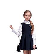 Блузка для девочки Purpurino 262210 белая