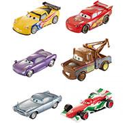 Коллекционная фигурка Машинки 6 видов