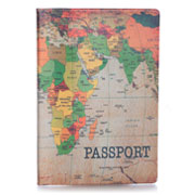 Обложка для паспорта ZIZ Карта ZIZ-10046