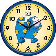 Настенные часы в детскую Юта Классика 01Bl59