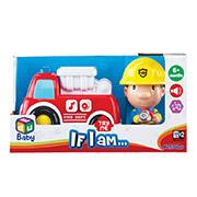 Игровой набор Keenway Пожарный со звуковыми и световыми эффектами 12673