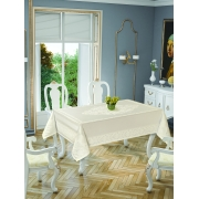 Скатерть Tropik home Damask Cream 5699-2 - Фото №2