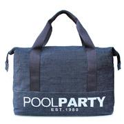 Сумка коттоновая Poolparty Pool-12 jeans