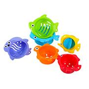 Игровой набор для ванны Морские обитатели PlayGo