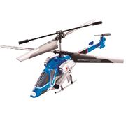 Вертолет на ИК управлении с гироскопом Navigator Auldey синий