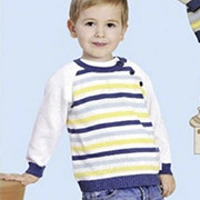 Кофта детская для мальчика Лютик КХ-474