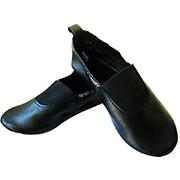 Чешки кожаные М-3 Trinity черные