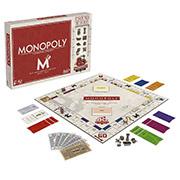 Настольная игра Монополии 80 лет Юбилейный выпуск Hasbro B0622121