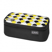 Пенал Herlitz Be Bag BEAT Smileyworld Black & Yellow 50015283
