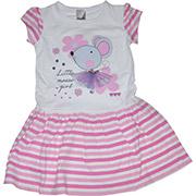 Платье Мышка Zebra kids