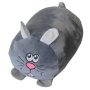 Антистрессовая подушка Кролик велюр