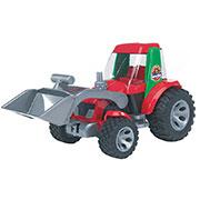 Трактор с погрузчиком серия Roadmax Bruder