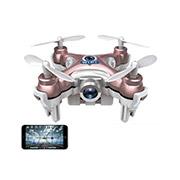 Квадрокоптер нано Wi-Fi CX-10W с камерой Cheerson розовый