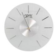 Настенные часы (стекло) 10 5681