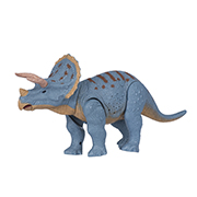 Динозавр Same Toy Dinosaur Planet голубой Трицератопс RS6167AUt