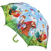 Детский зонтик-трость Буратино Zest 21665
