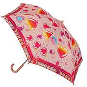 Детский механический зонт Airton Сердечки 1551
