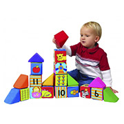 Набор развивающих кубиков Ks Kids 10458