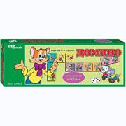 Домино Приключения кота Леопольда Step Puzzle 80001