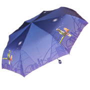 Складной мини-зонт Airton 3517 Луна