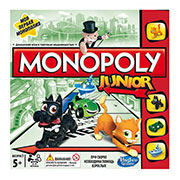 Игра Моя первая Монополия Hasbro A6984