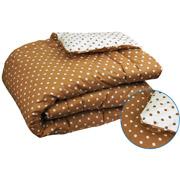 Одеяло зимнее шерстяное в бязи Руно Комфорт-плюс Париж