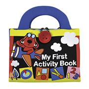 Книжка-игрушка Моя первая книга Ks Kids 10666