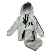 Спортивный костюм Черное кружево Kids Couture 16-18 серый