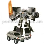 Робот-трансформер BLACKBOT - TOYOTA LAND CRUISER (1:18)
