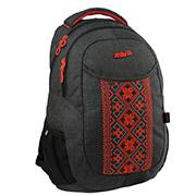 современный рюкзак с орнаментом