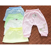 Штанишки для малыша кулир Baby Life 1-07н