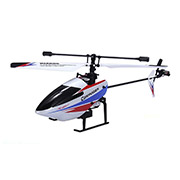 Вертолёт 4-к микро радиоуправляемый 2.4GHz Skywalker WL Toys V911-pro