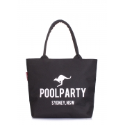 Сумка Poolparty Pool 9 oxford black