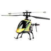 Вертолёт 4-к большой радиоуправляемый 2.4GHz V912 Sky Dancer WL Toys