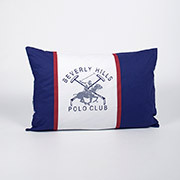 Набор наволочек Beverly Hills Polo Club BHPC ранфорс 001 Dark blue