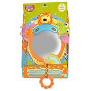 Музыкальная игрушка Biba Toys Друзья джунглей со световыми эффектами 041JF