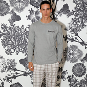 Домашняя одежда для мужчин - купить мужская домашняя одежда в ... 160efdd4be46b