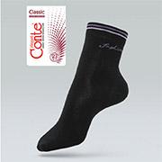 Носки женские Classic Conte 7С-22СП 045 черные
