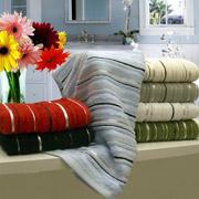 Махровое полотенце Arya Floslu