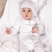 Набор крестильный Модный Карапуз 03-00575