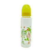 Бутылочка стеклянная, 250 мл, для малыша Baby Team AKT-1201