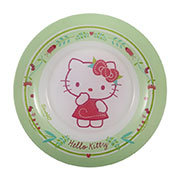 Тарелка десертная Luminarc Hello Kitty nordic flower J0036