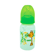 Бутылочка для кормления стандартная, 125 мл Baby Team AKT-1101