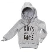 Кофта Boys Kids Couture 16-13 серая