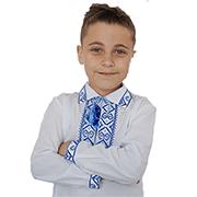Вышитая сорочка для мальчиков Bimbissimi СХ-006