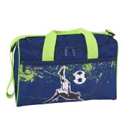 Сумка спортивная Herlitz Sportbag XL Kick It Футбол 50021901