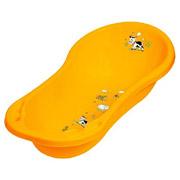 Детская ванночка Prima baby Funny Farm 84 см желтая